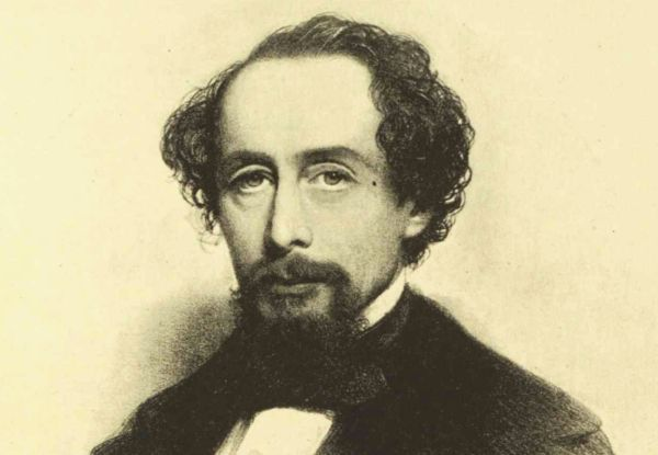 Charles Dickens - believed to be in the public domain and sourced from Wikimedia Commons