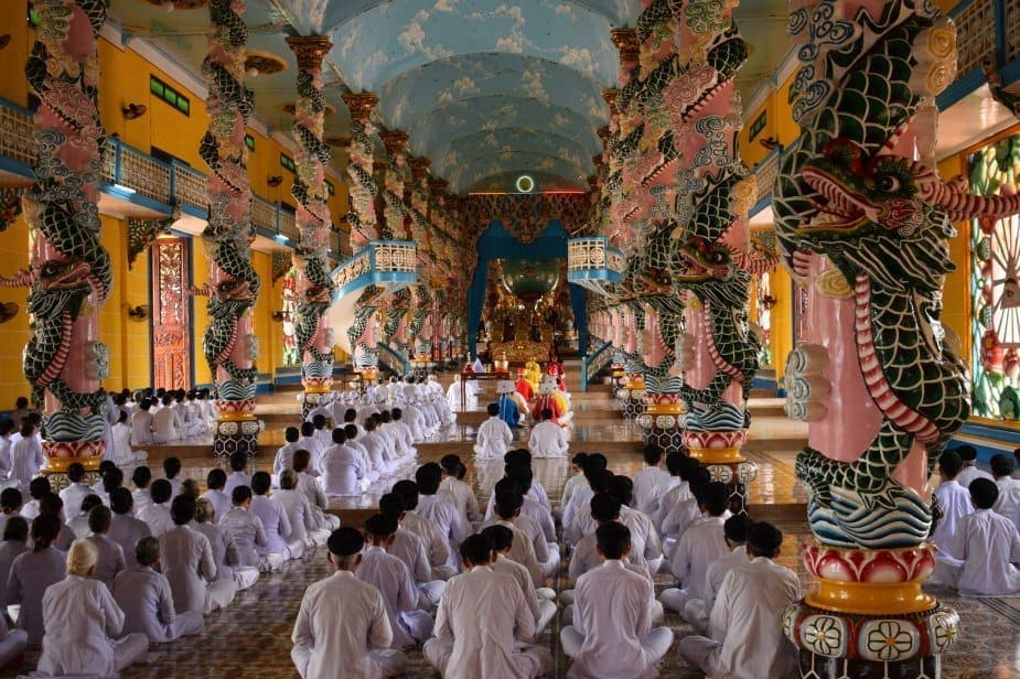 Cao Dai Temple Tour from Saigon Get Your Guide Review