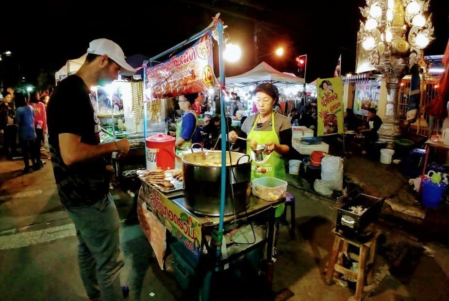 Things to do in Chiang Rai Chiang Rai Night Market and Night Bazaar Street Food