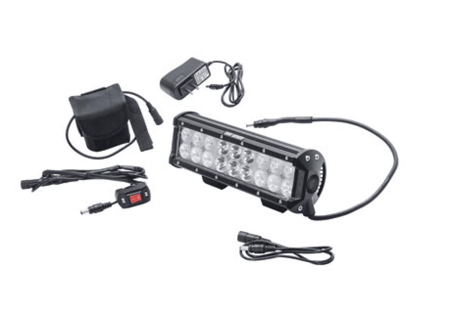 LED LIght bar for dirt biking
