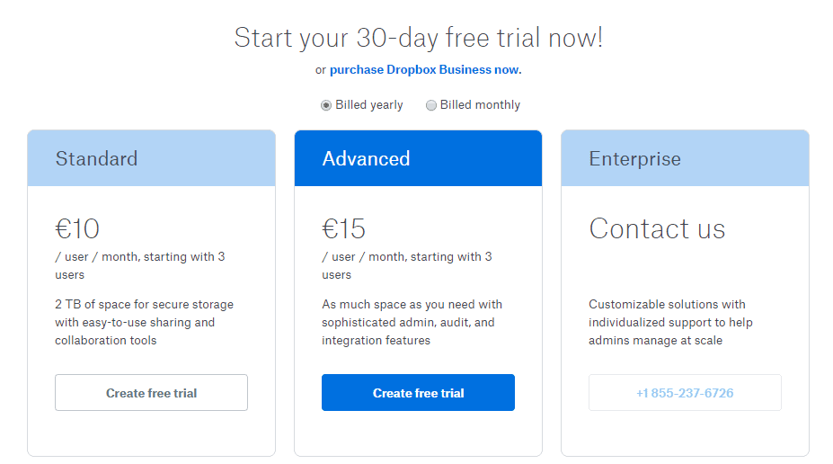 use your trial period and generate leads