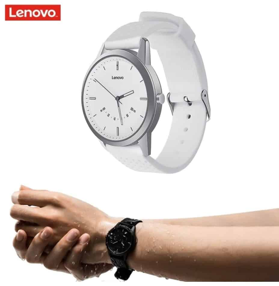 smartwatch replica apple watch clone Lenovo Watch 1 Classic style for Men Clean Sleek Look