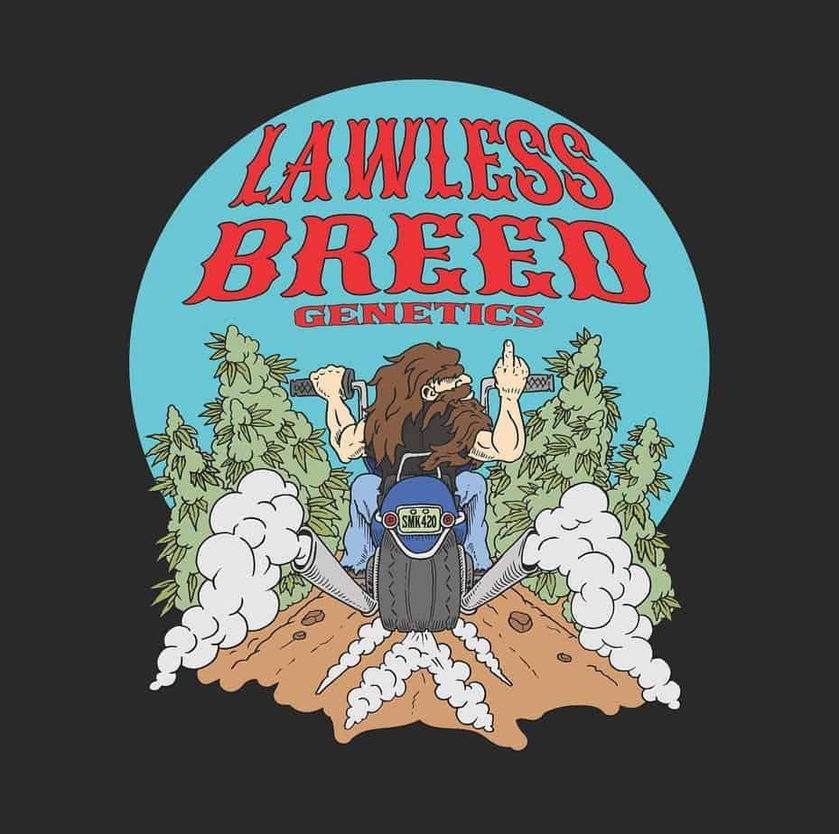 LAWLESS_BREED_GENETICS_LOG_NEW_LUSCIOUS_GENETICS