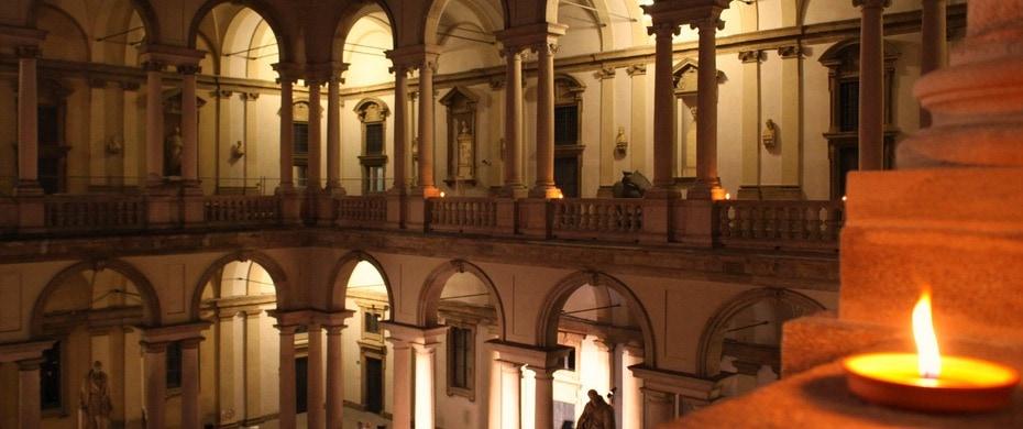 notte europea dei musei pinacoteca-brera