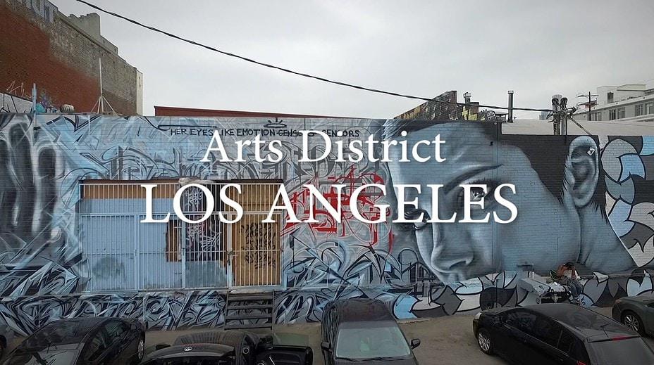 Art in Los Angeles