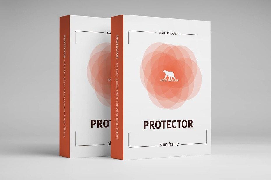 Arctic Pro Filter Protector - Nybrott Media AS