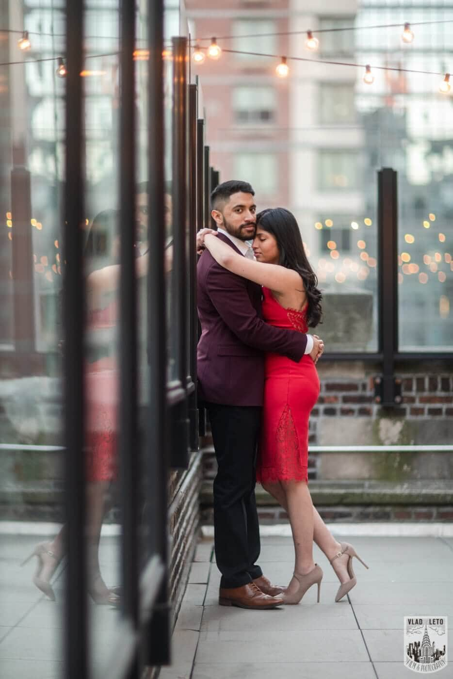 Photo 11 NYC Rooftop Proposal | VladLeto