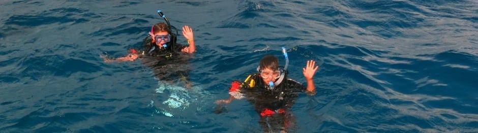 aus diving kids letterbox