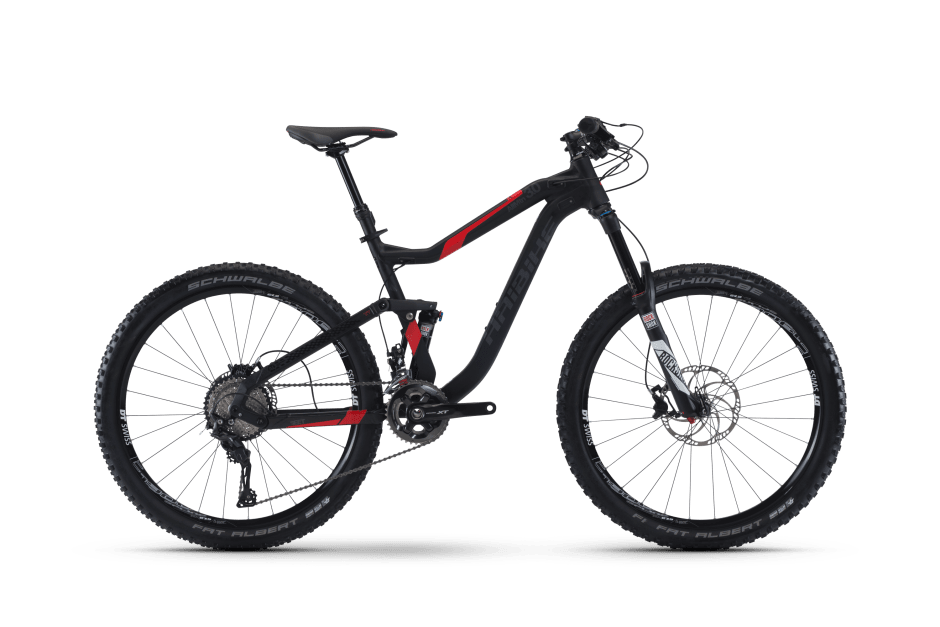 Haibike SEET AllMtn 3.0 - 140mm Fully