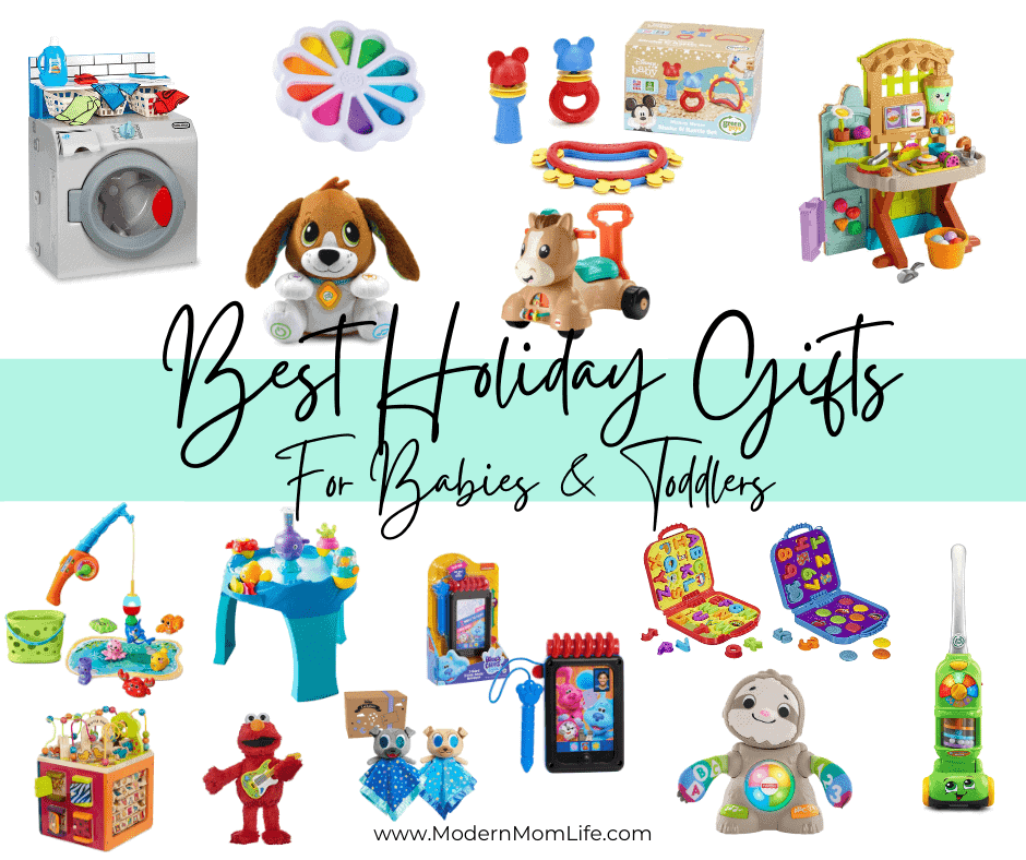 Best Christmas Gifts for Babies and Toddlers