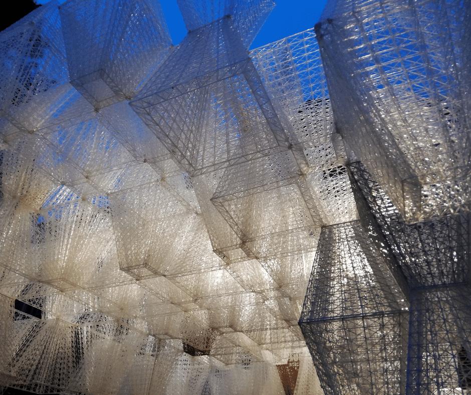 installazione arte contemporanea