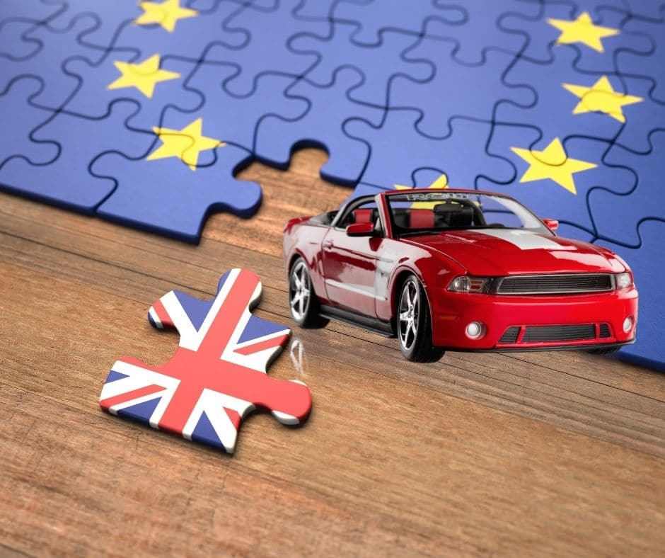 Brexit UK Cars And Residency - Verzicht auf Steuern