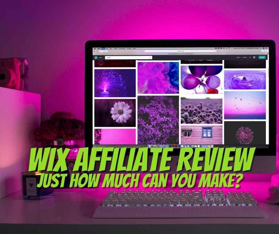wix affiliate review