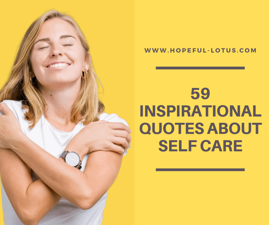 quotes about self care