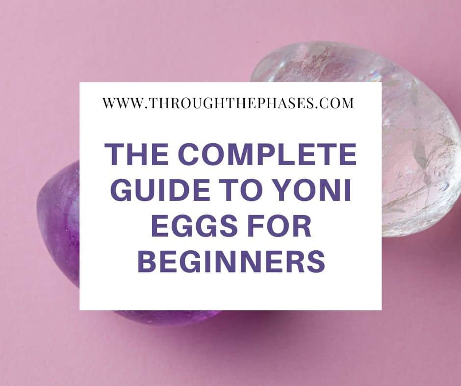 yoni egg guide