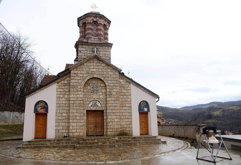crkva u Stavama kod Valjeva