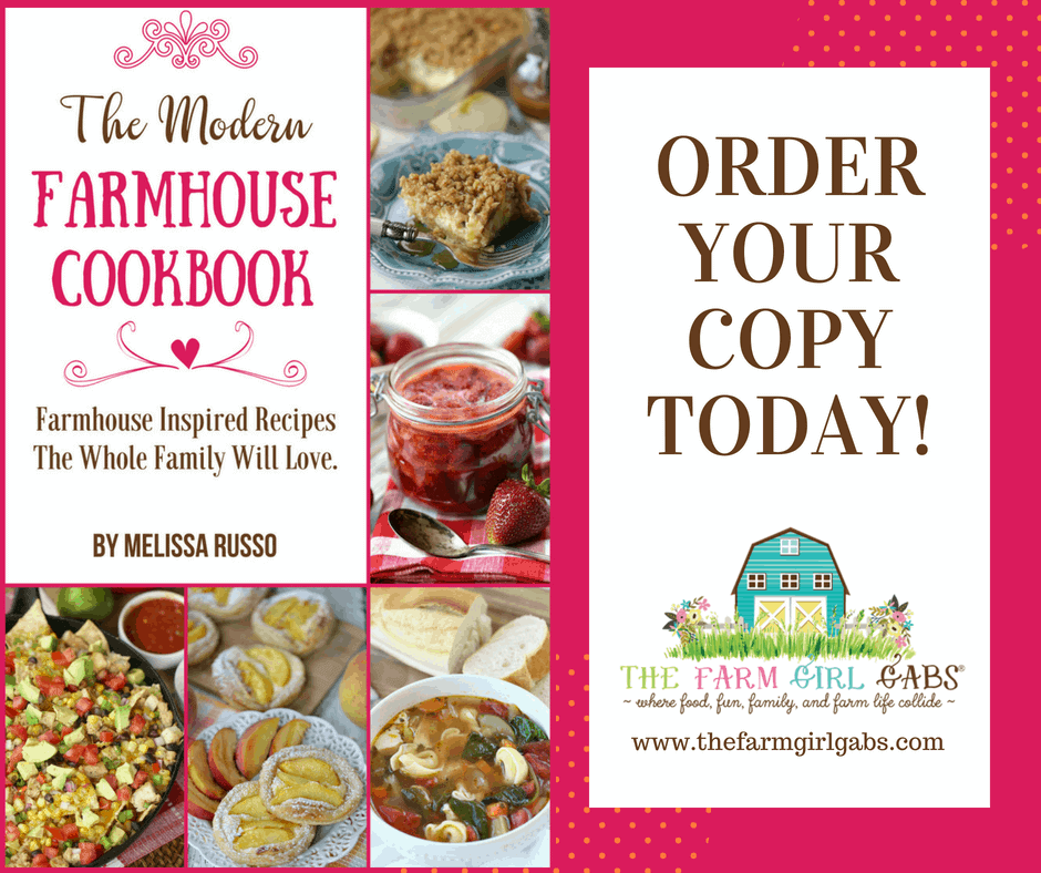 The Modern Farmhouse Cookbook - My Books