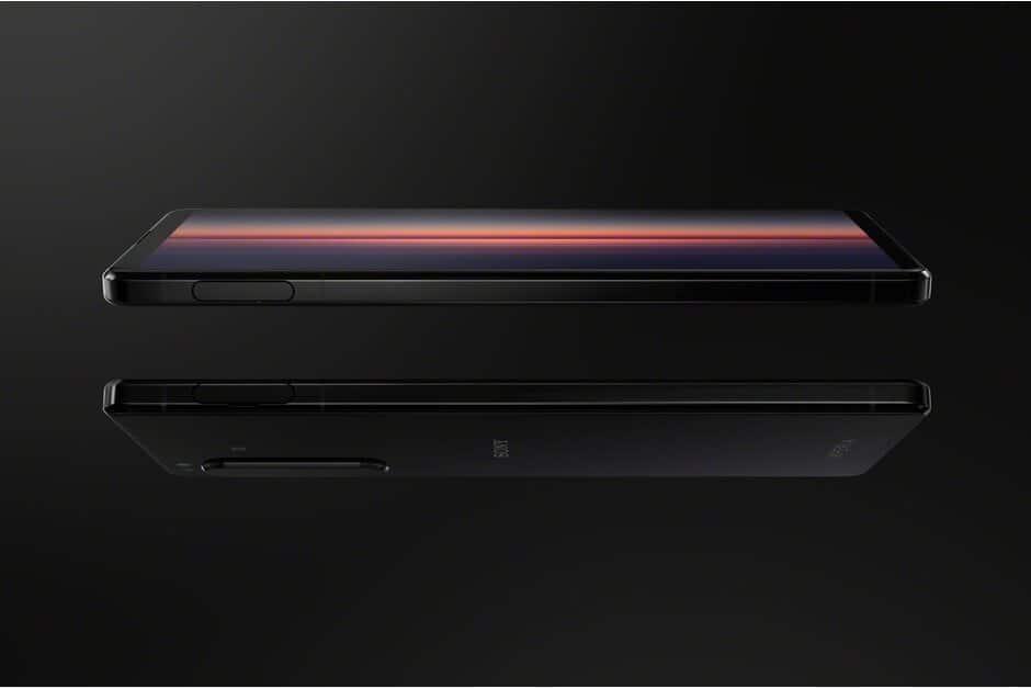 Sony Xperia 1 II é
