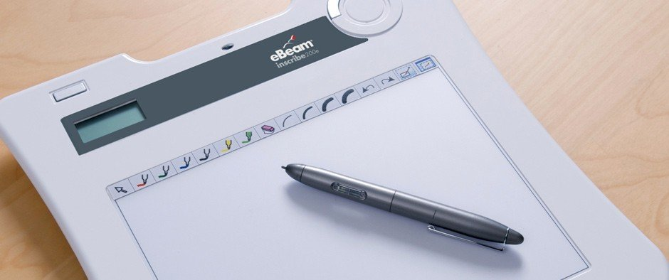 Ardoise numérique sans fil pour TBI eBeam Edge