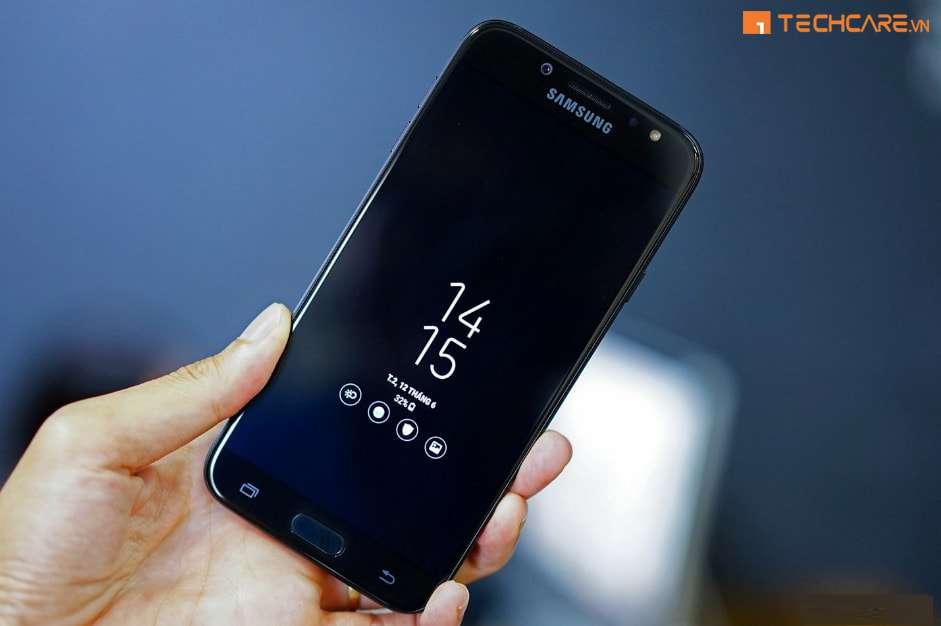 Hướng Dẫn Cách Chụp Màn Hình Điện Thoại Samsung Galaxy A5, J5, J7