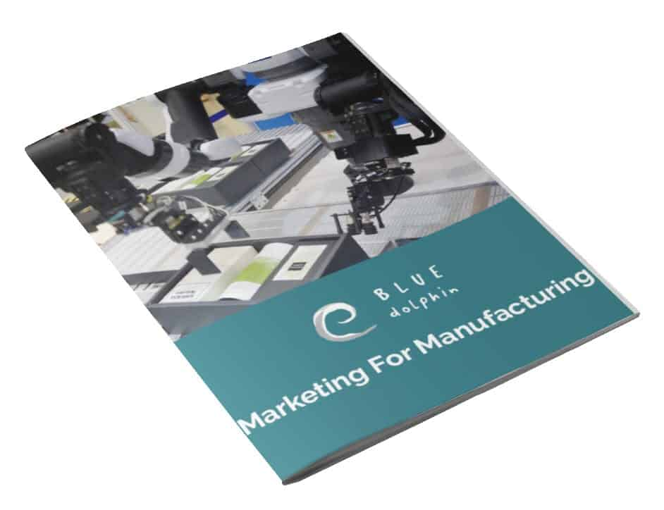 Marketing For Manufacturing Blue Dolphin Business Development