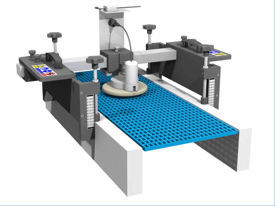 Static spinner system KHD