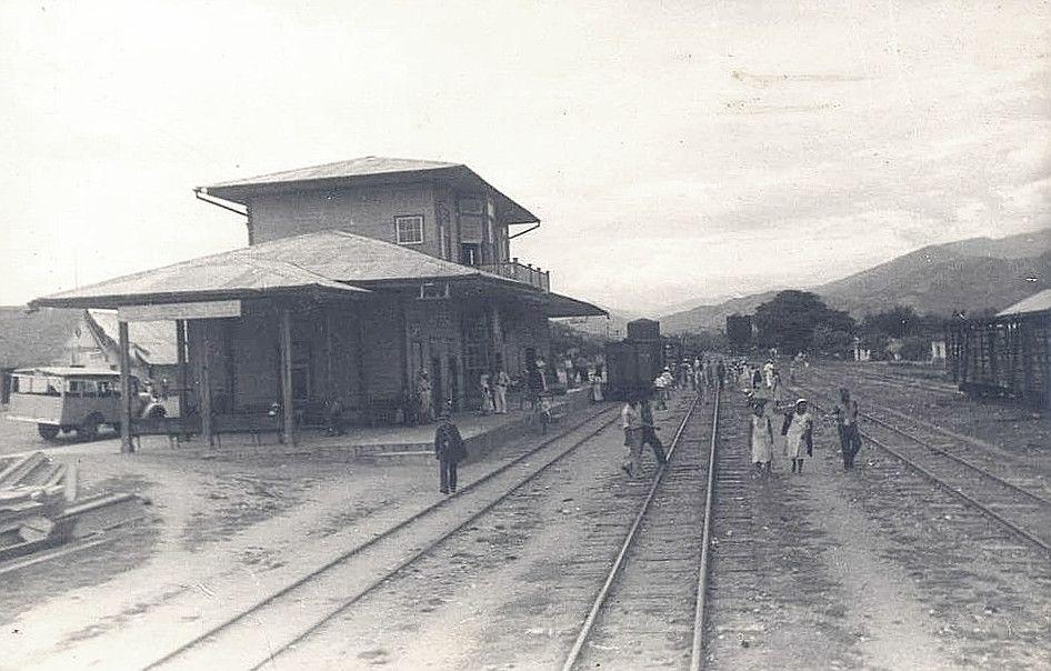 Estación de El Rancho (El Progreso)