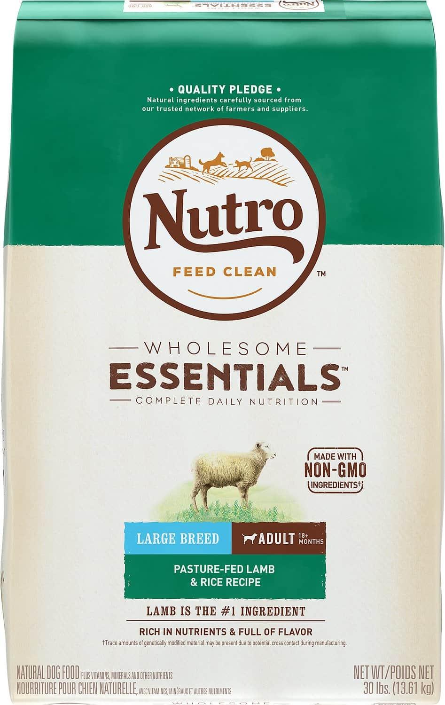 Nutro Wholesome Essentials Lamb & Rice Recipe