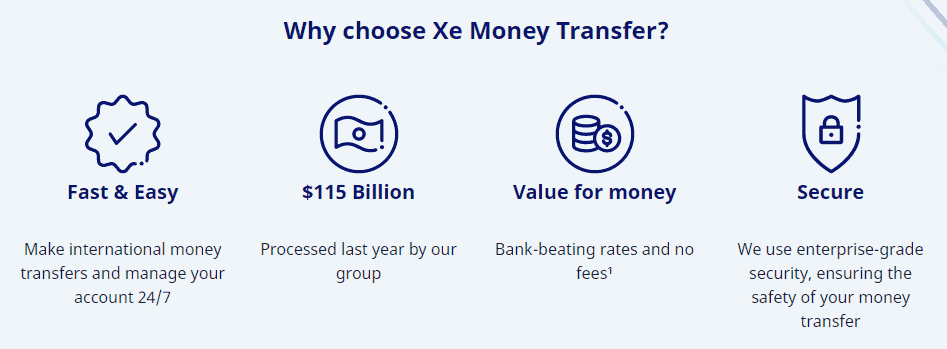Why Choose XE