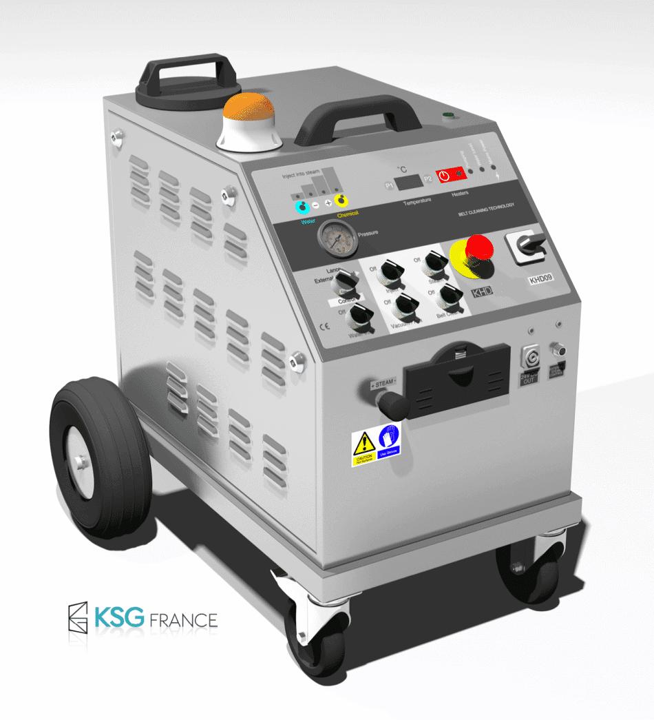 Supervap KHD09