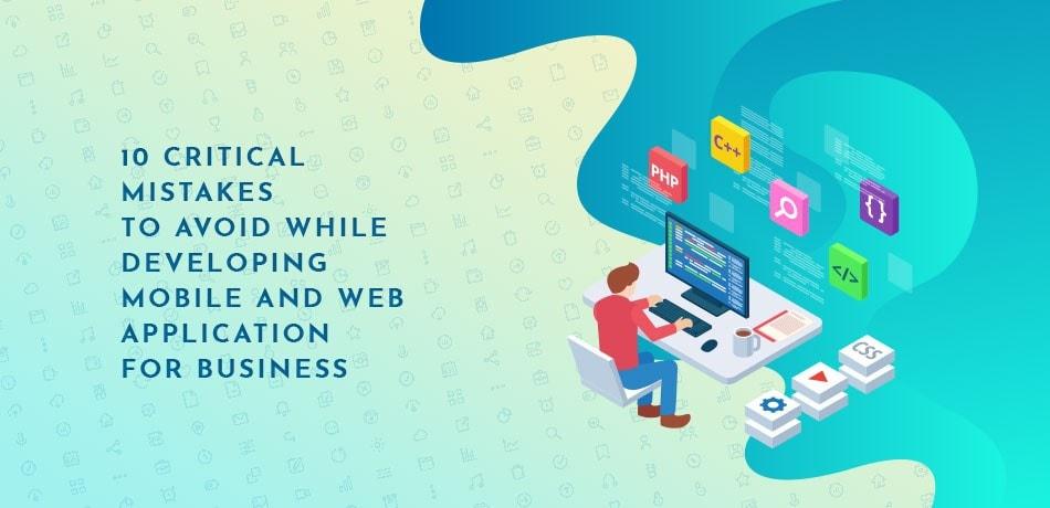 Mobile and Web App Development
