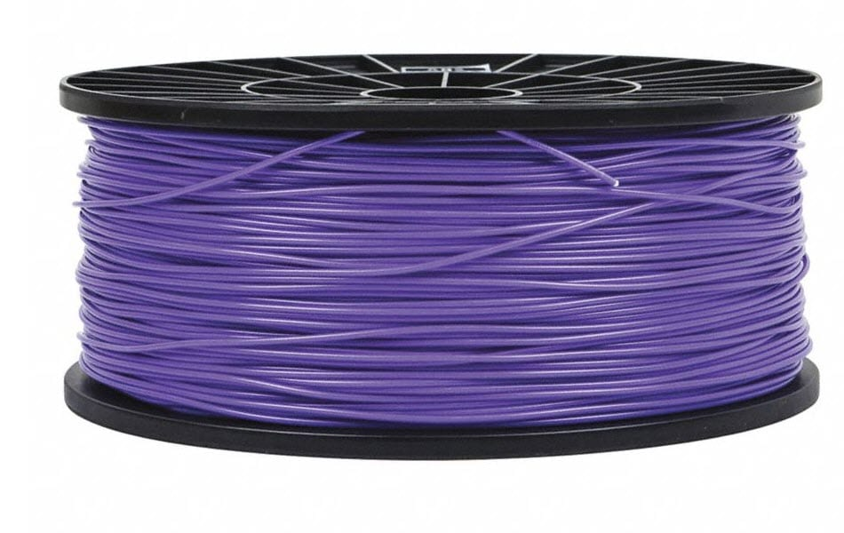 Purple PLA ABS 3D printer filament