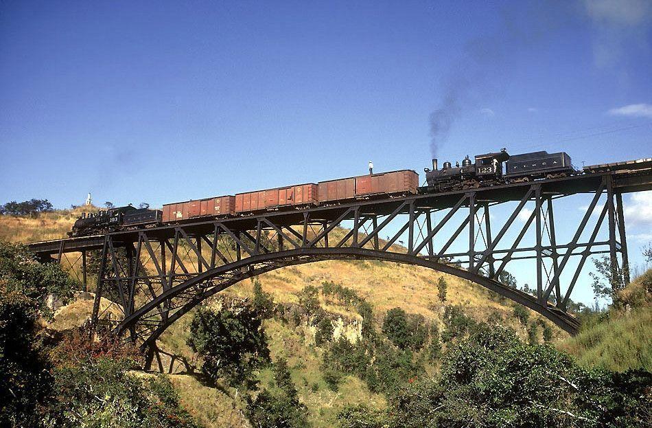 Ferrocarril Guatemala en Puente El Fiscal