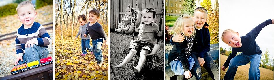Edmonton child photography