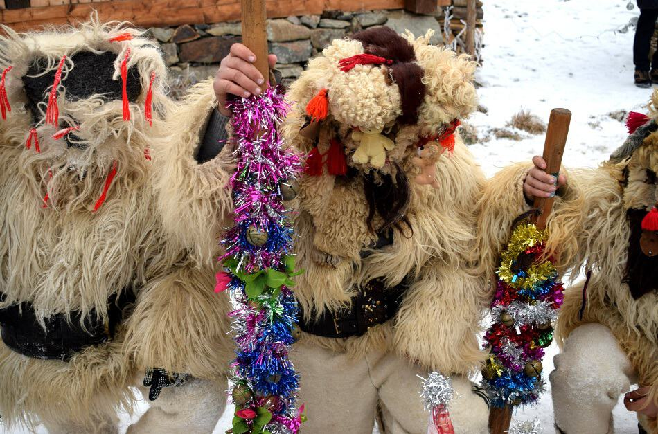 Christmas traditions in Romania