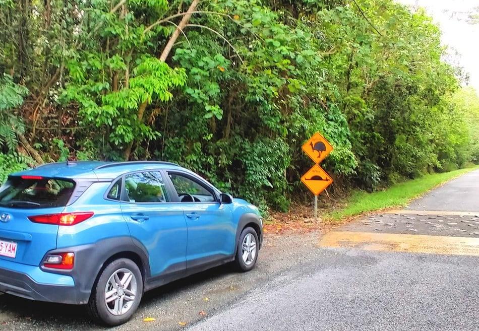 Car Hire Port Douglas