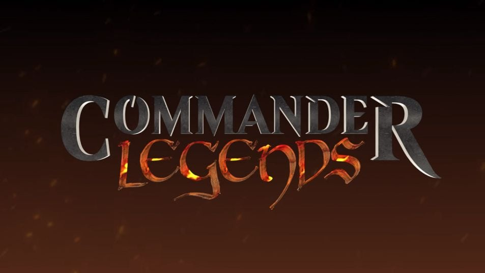 Commander Legends Spoilers Banner