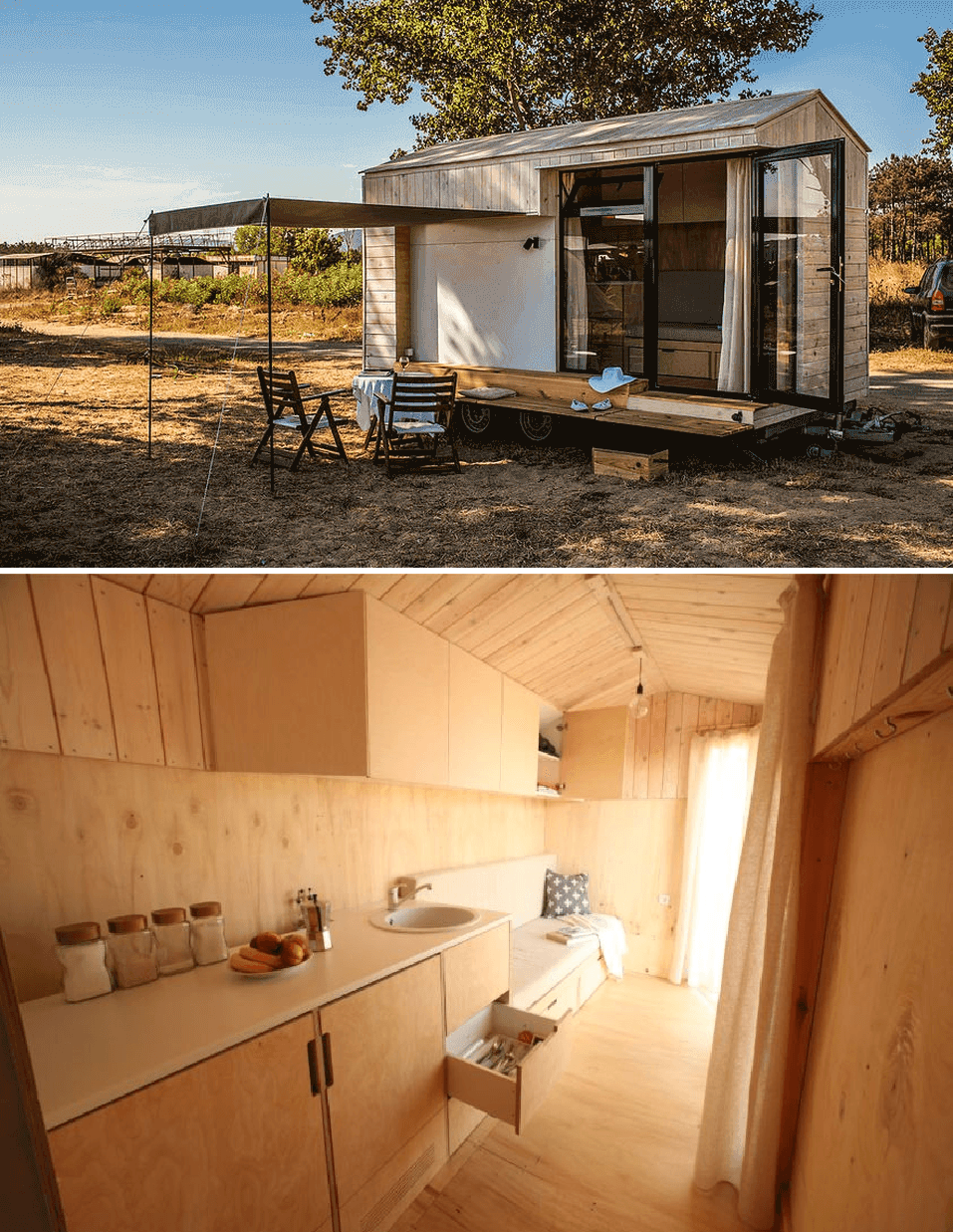 18 Tiny Houses On Wheels Design Ideas To Clone Small House Tips