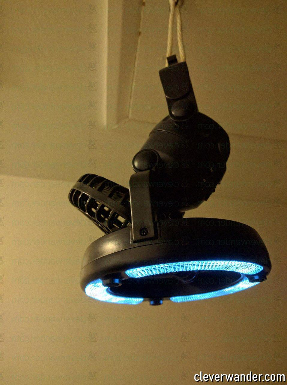 Odoland Portable LED Camping Lantern - image review 3