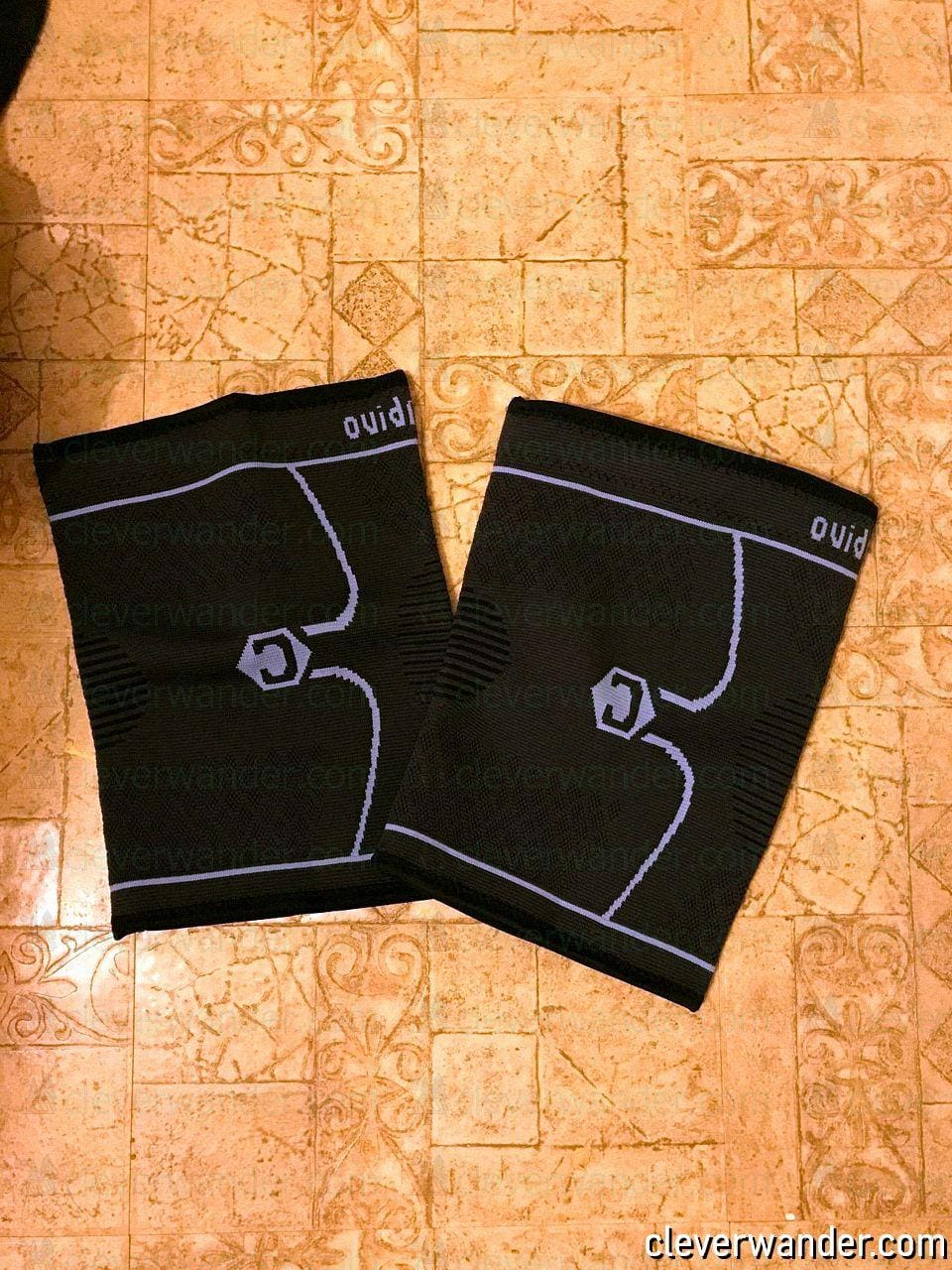 Cambivo 2 pack Knee Brace - image review 4
