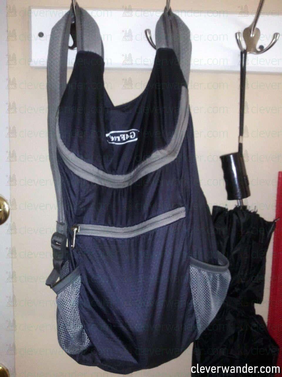 G4Free Lightweight Shoulder Backpack - image review 3