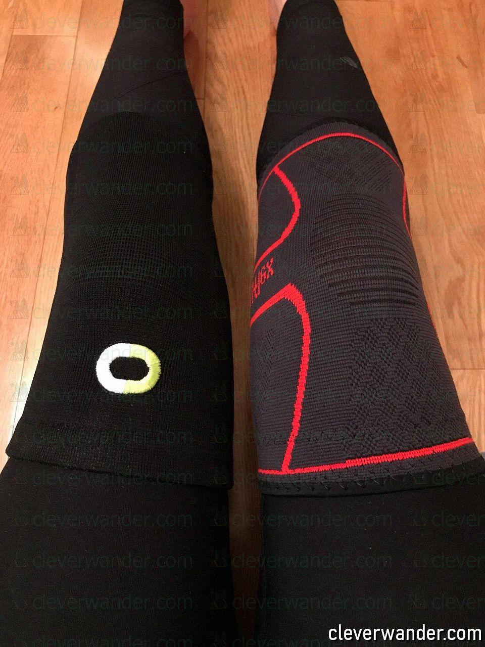 UFlex Athletics Knee Sleeve - image review 3