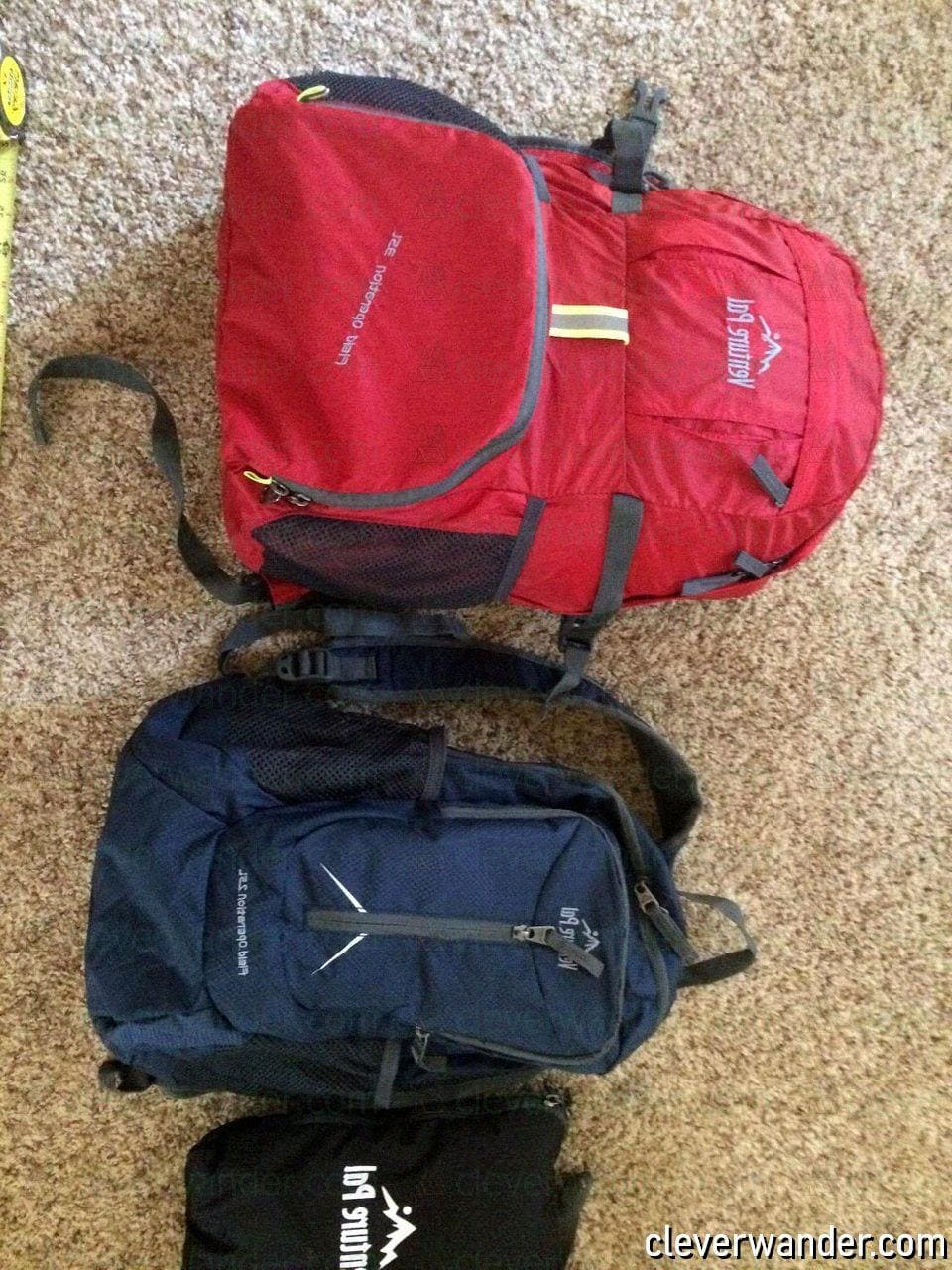Venture Pal Lightweight Hiking Backpack - image review 3