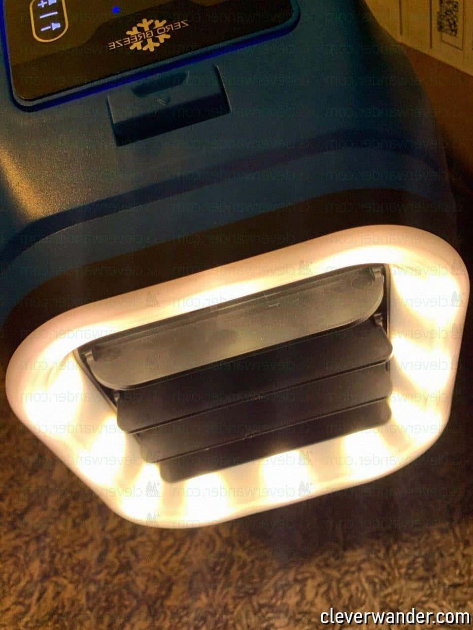 Zero Breeze Portable Air Conditioner - image review 1