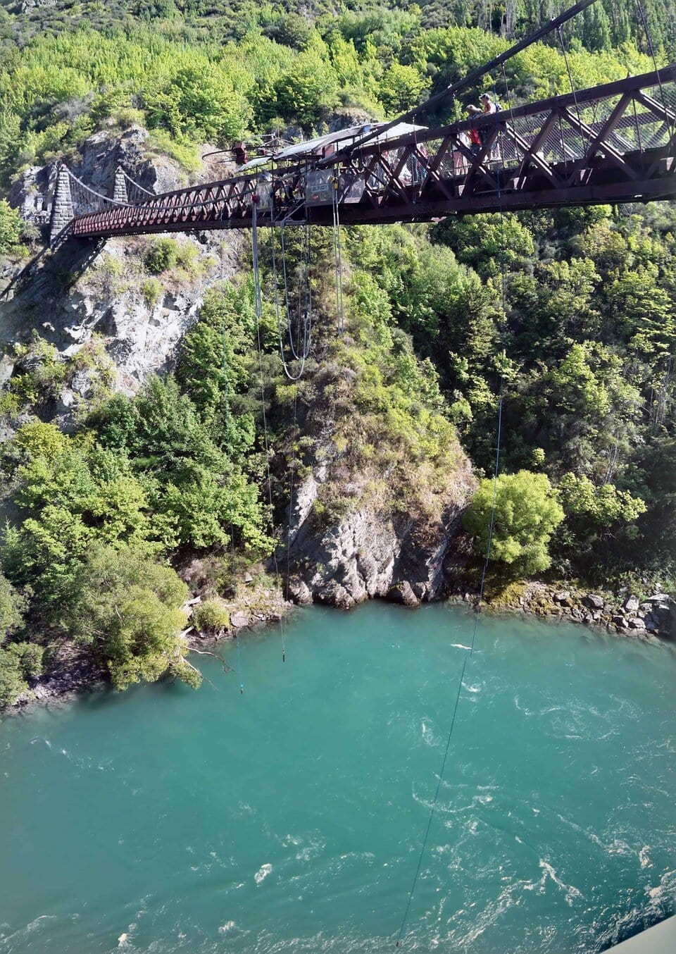 bungee jump Goingnz