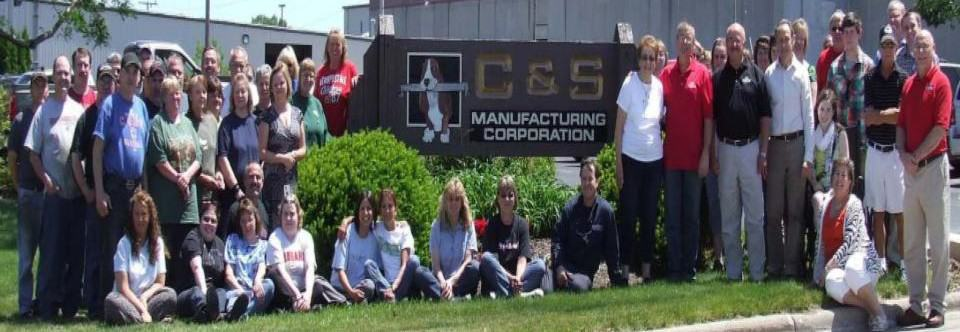 Overview – C & S Manufacturing Corporation