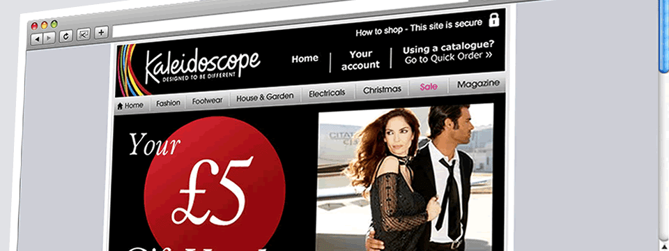 Kaleidoscope | Web Design Sheffield