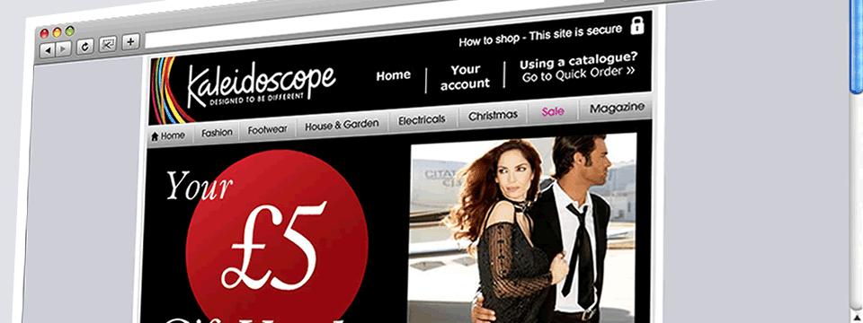 Kaleidoscope | Web Design Sheffield