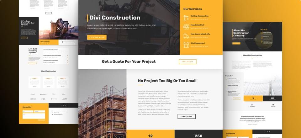 Diseñamos páginas web con WordPress + Divi