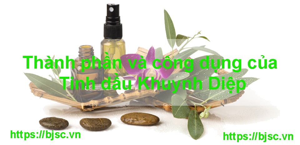 Thành phần và công dụng của Tinh dầu Khuynh Diệp